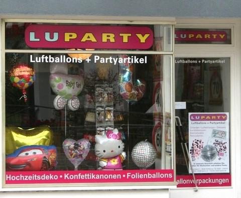 Luftballongeschäft, Luftballonshop